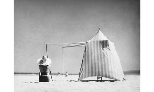'Un mundo flotante fotografías de Jacques Henri Lartigue (1894-1986)'. Caixaforum Madrid