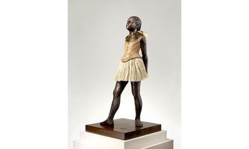 'Las esculturas de edgar degas'. ivam, Valencia
