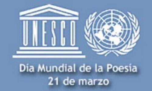 'Día mundial de la poesía'. biblioteca nacional, Madrid