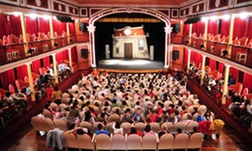 La noche de los teatros 2011. Madrid