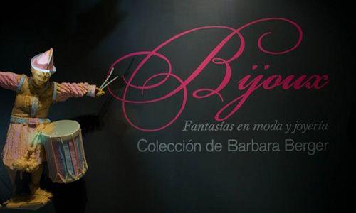 'Bijoux. fantasías en moda y joyería'. Museo franz mayer, Ciudad de México