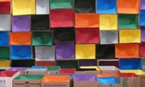 'Cajas'. Museo de la Ciudad de México, Ciudad de México