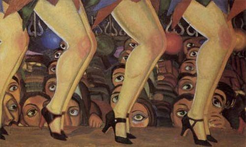 'Todos a bailar en el munal'. Museo nacional de arte (munal), Ciudad de México