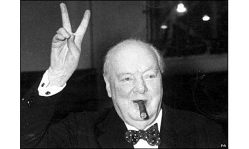 'Caminando con el destino. Winston Churchill y España: 1874-1965'. Sala de exposiciones 'El águila', Madrid
