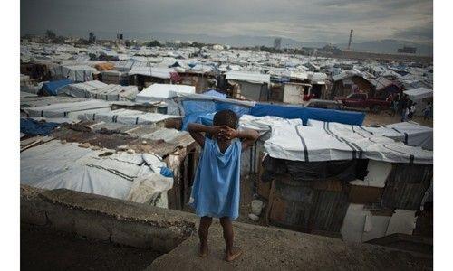 'Haití. 34 segundos después'. Caixaforum Barcelona