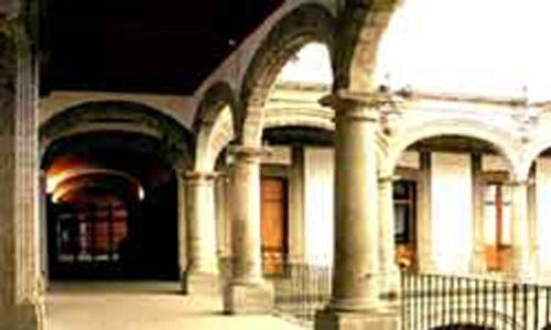 'Visita guiada teatralizada'. Museo de la Ciudad de México, Ciudad de México
