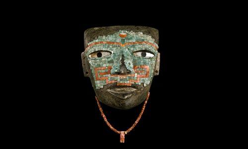 'Teotihuacan, ciudad de los dioses'. Caixaforum Barcelona