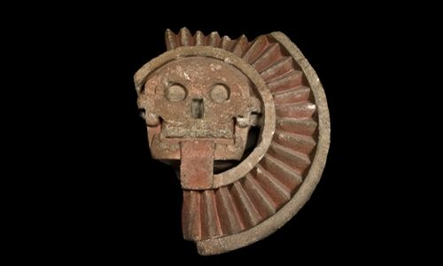 Café-tertulia de la exposición: 'Teotihuacan, ciudad de los dioses'. Caixaforum Barcelona