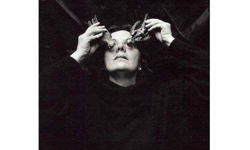 'Graciela iturbide - retrospectiva (1969-2008)'. Museo de arte moderno, Ciudad de México