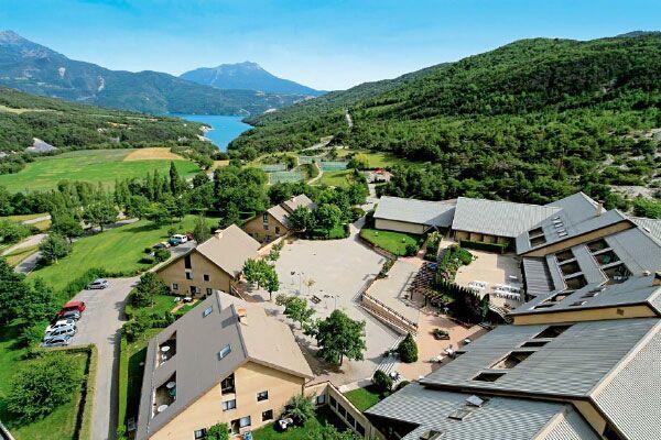 'Villages de vacances', alojamientos a buen precio en francia