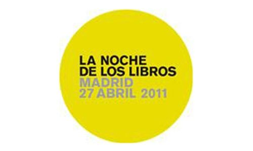 La noche de los libros 2011. comunidad de Madrid
