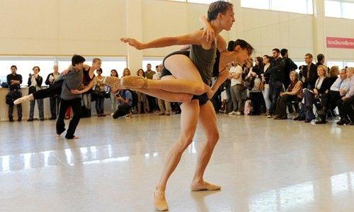 Especial día internacional de la danza. centro danza canal, Madrid