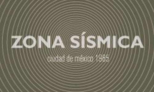 'Zona Sísmica. Ciudad de México 1985'. Centro cultural universitario Tlatelolco, Ciudad de México