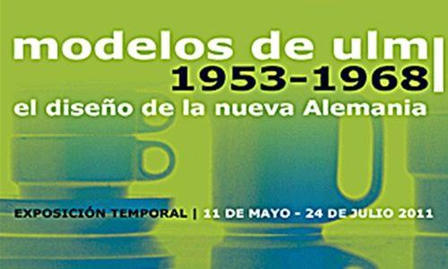 Taller creativo: 'Modela con ulm'. Museo nacional de artes decorativas, Madrid