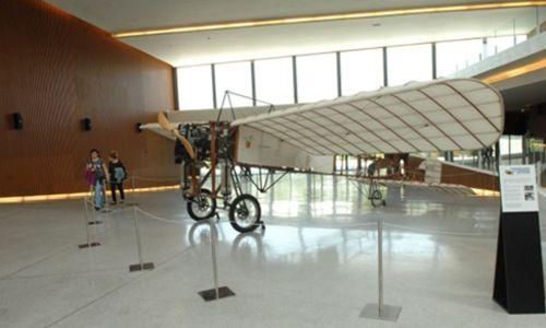 '100 años de la aviación militar española'. parque de las ciencias, Granada