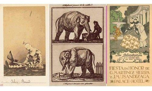 'Imaginando el circo'. Museo de albacete