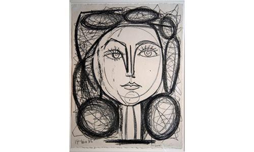 'Picasso litógrafo'. Museo picasso de Barcelona