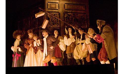 'El burgués gentilhombre', teatros del canal, Madrid