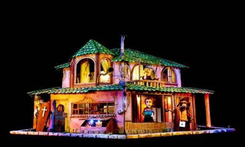 Titirimundi 2011, xxv festival internacional de teatro de títeres de Segovia