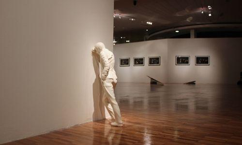 'Gonzalo lebrija - deriva especular'. Museo de arte moderno, Ciudad de México