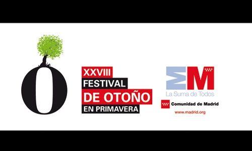 Xxviii festival de otoño en primavera. Madrid