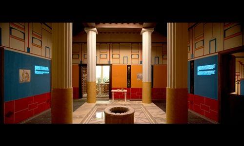'Romanorum vita. una historia de roma'. plaza mossèn cinto verdaguer, Tarragona