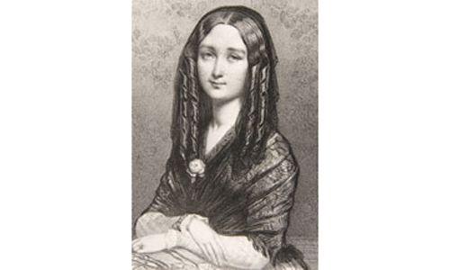 'Carolina coronado: un universo romántico'. Museo de la biblioteca nacional, Madrid