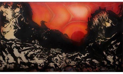 'Siqueiros paisajista'. Museo de arte carrillo gil, Ciudad de México
