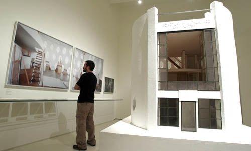 'Construir la revolución. arte y arquitectura en rusia, 1915-1935'. Caixaforum Madrid