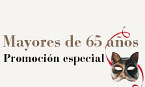 Abonos mayores de 65 años. gran teatre del liceu, Barcelona