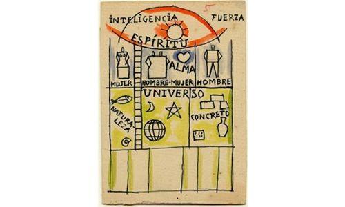 'Torres-garcía en sus encrucijadas'. Museo nacional de arte de cataluña, Barcelona