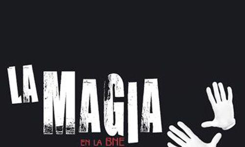 'La magia en la bne'. biblioteca nacional, Madrid