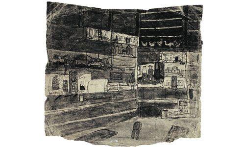 'James Castle. Mostrar y almacenar'. Museo nacional centro de arte Reina Sofía, Madrid