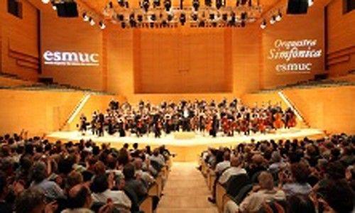 'Concierto conmemorativo de los 10 años de la esmuc'. l'auditori, Barcelona