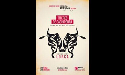 'Títeres de cachiporra'. Teatro alcázar, Madrid