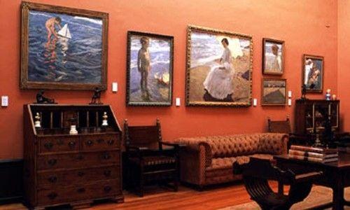 Visitas dialogadas: 'La casa del pintor'. Museo sorolla, Madrid