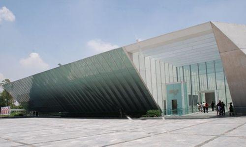 Museo universitario de arte contemporáneo (muac), Ciudad de México