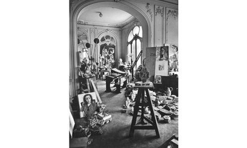 'Picasso crea. a través de la cámara de david douglas duncan'. Museo picasso de Málaga