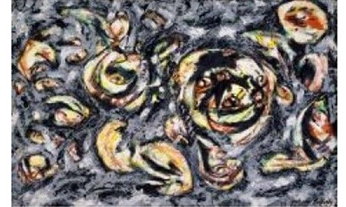 'Abstracción pictórica, 1949-1969'. Museo Guggenheim Bilbao
