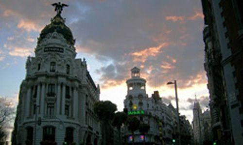 Visita guiada (accesible para personas con discapacidad física y/o visual): 'Gran vía: 100 años de historia', Madrid