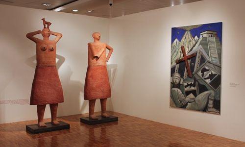 '¿Neomexicanismos? ficciones identitarias en el méxico de los ochenta'. Museo de arte moderno, Ciudad de México
