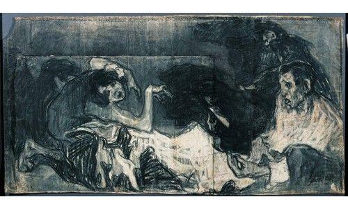 'Anglada-camarasa, desde el dibujo'. Museo art nouveau y art déco - casa lis, Salamanca