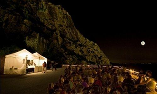 'Festival gong 2011'. coves del salnitre, collbató (Barcelona)
