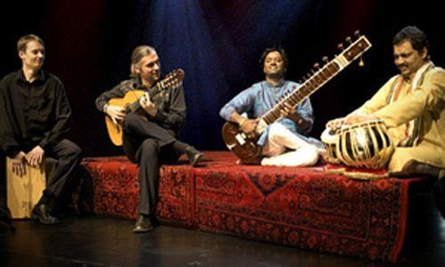 'Músicas del mundo'. templo de debod. Madrid