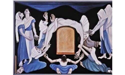 'Manuel rodríguez lozano. pensamiento y pintura 1922-1958'. Museo nacional de arte (munal), Ciudad de México