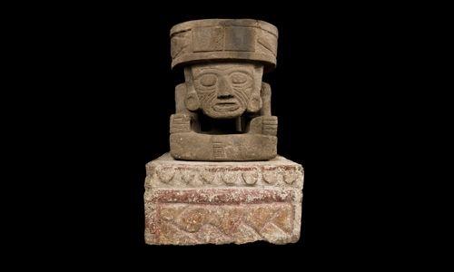 'Teotihuacan, ciudad de los dioses'. Caixaforum Madrid
