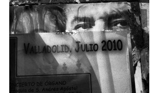 '7 miradas africanas sobre españa'. plaza de ópera, Madrid