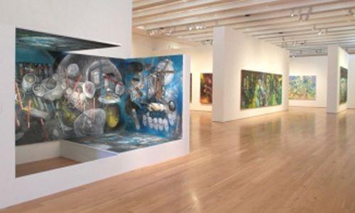 'Matta 1911-2011'. Museo de bellas artes de Bilbao
