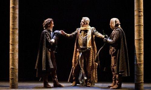 'El castigo sin venganza'. Teatro alcázar, Madrid