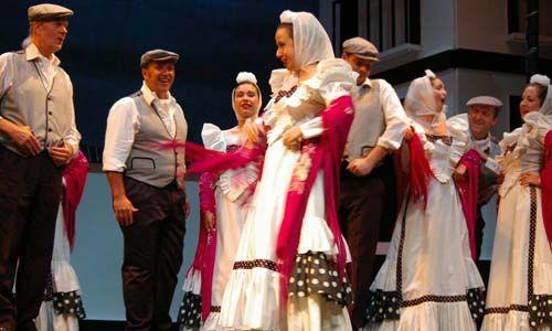'Prólogo madrileño y la verbena de la paloma'. Teatro compac gran vía, Madrid